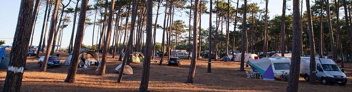 emplacement camping car ile de ré